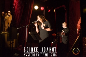 Soirée IDAHOT, Amsterdam 17 mei 2016