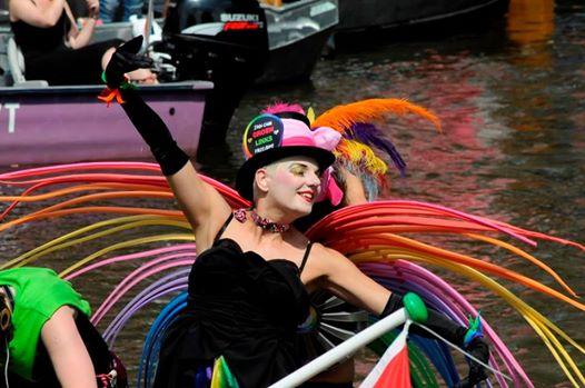 Botenparade, Koningin door Peter de Jong