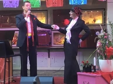 Chansons Frivolette met Angelique van Hest en Don Pasquale door Constance