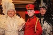 Marlene Dietrich Gala met Grimm voor Tushinski door Jaap Sinkeler