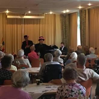 Salon Frivolette met DirQ en Frans Bloem