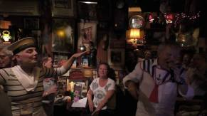 Senior Sing Along in café 't Mandje