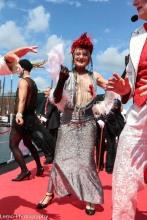 Wilma Bakker (La Sirène) zingt uit Cabaret