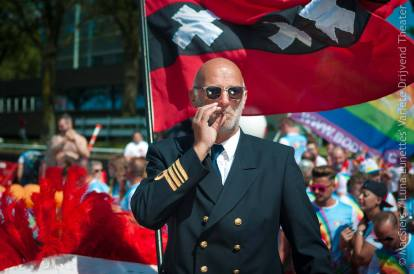 Kapitein Bart Nopper