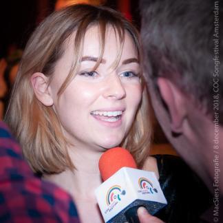 145 Isabelle muse en vriendin Floortje Hover